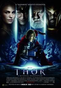 Thor(2011)> <p> <!-- kép kód vége --> <br /> <!-- szereplők,tartalom kód --> <p> <FONT SIZE=