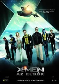 X-Men: Az elsők