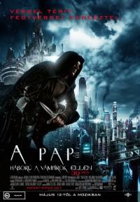 A pap – Háború a vámpírok ellen
