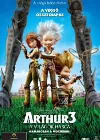 Arthur 3 - A világok harca (2010)