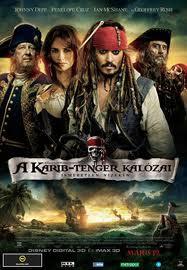 A Karib-tenger kalózai: Ismeretlen vizeken (2011)