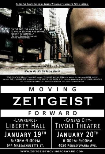 Zeitgeist: Moving Forward (2011) adatai <p>