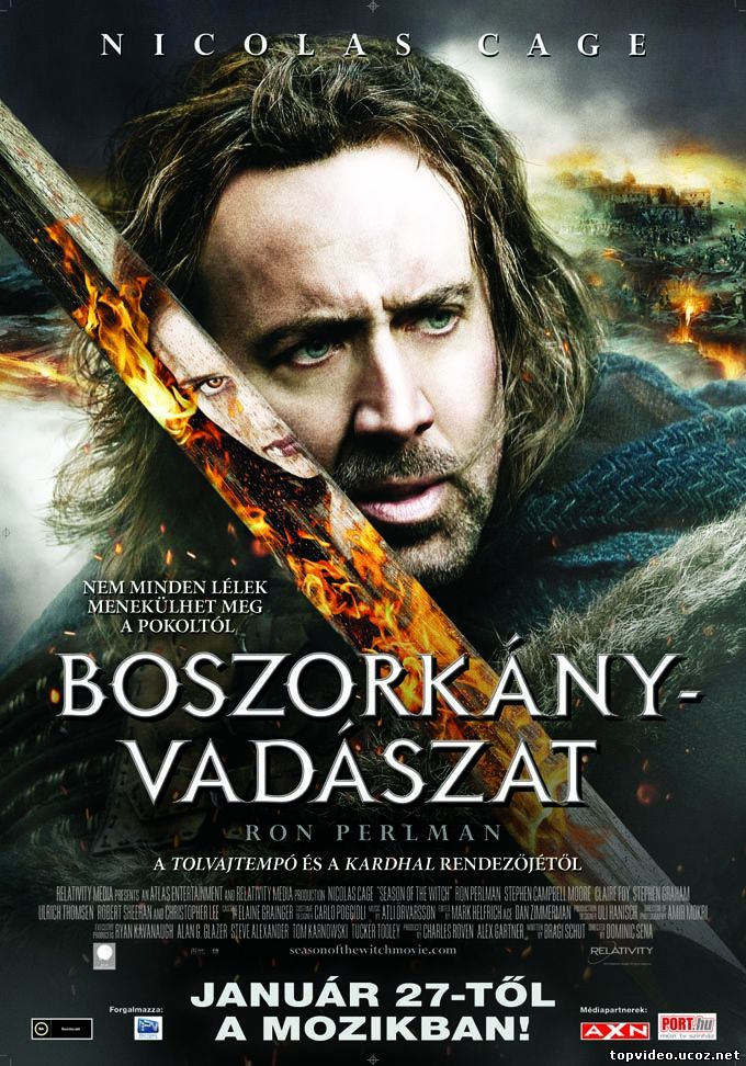 Boszorkányvadászat(Season of the Witch)