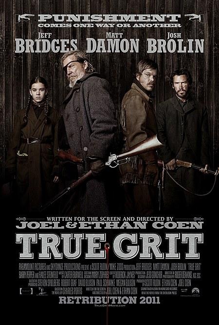 A Félszemű (True grit) 2010
