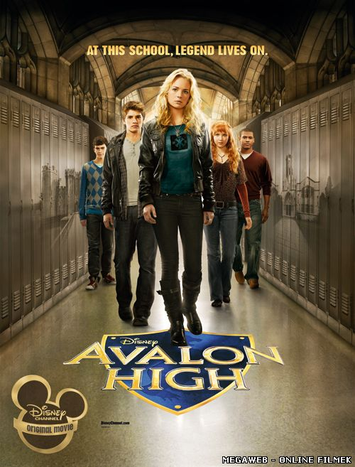Avalon Gimi (Avalon High) 2010