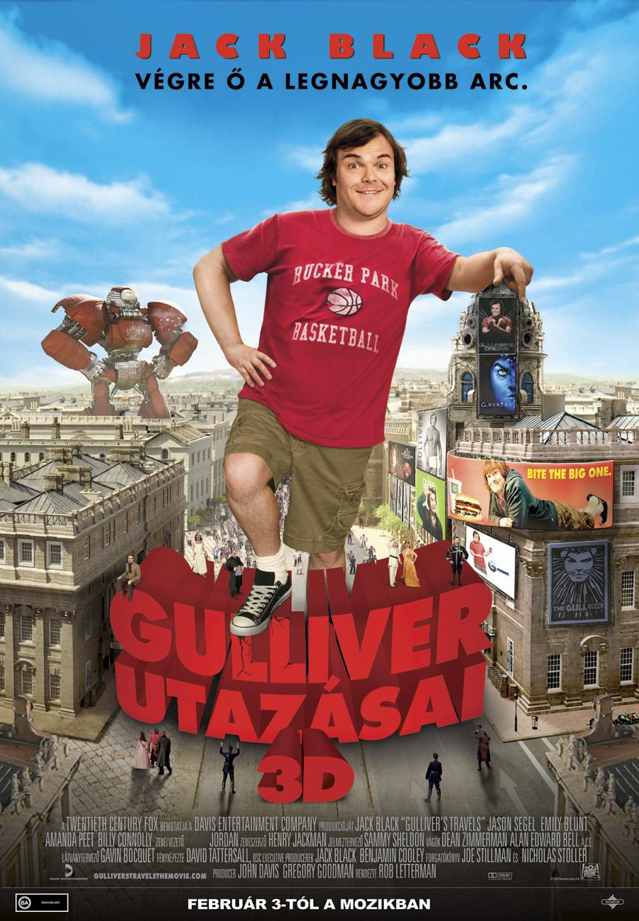 Gulliver utazásai (Gulliver's Travels)